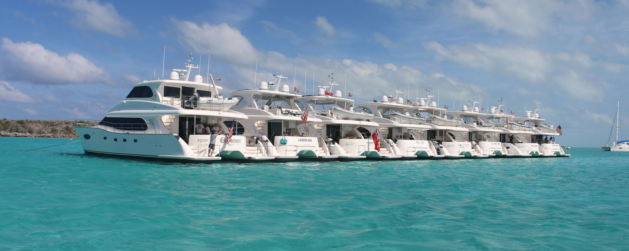 Richleigh Yachts Offering a Personal, Professional Yachting Experience